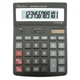 Kalkulator VECTOR DK-206   12p