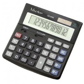 Kalkulator VECTOR CD-2455  12p