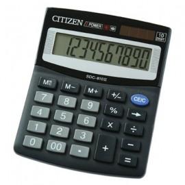 Kalkulator SDC-810  II CITIZEN