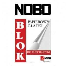 Blok FLIPCHART gładki 40k    ^