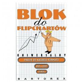 Papier do FLIPCHARTOW 50k gład