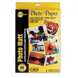 Papier FOTO A4 190g mat.(50)