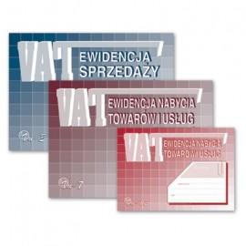 Vu04 Ewid. VAT sprzedaz A5  N!