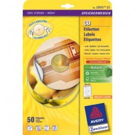 Etykiety CD Q117mm ZF6043(100)