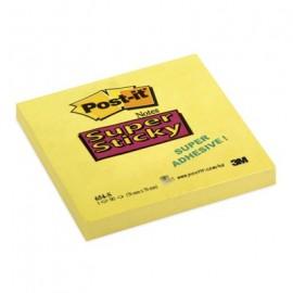 Bl.S.STICKY 76*76 żółty  654-S