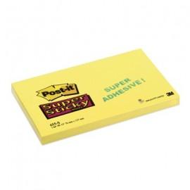 Bl.S.STICKY 76*127 żółty 655-S