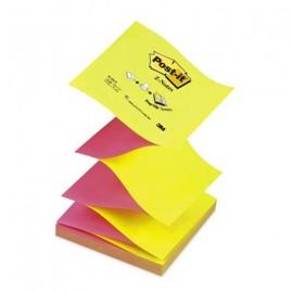 Notes 3M 76*76 żół/róż R330N