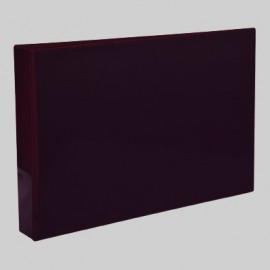 Segregator A3 poziomy czarny