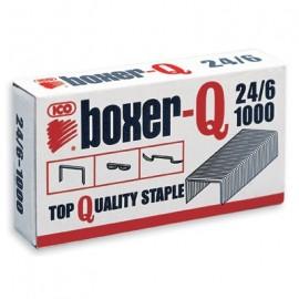 Zszywki SAX 10/5-1000    BOXER