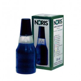Tusz NORIS 110 niebieski  25ml