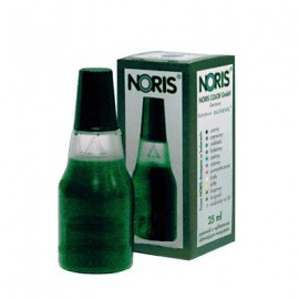 Tusz NORIS 110 zielony    25ml